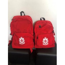 BACK PACK (with crest)