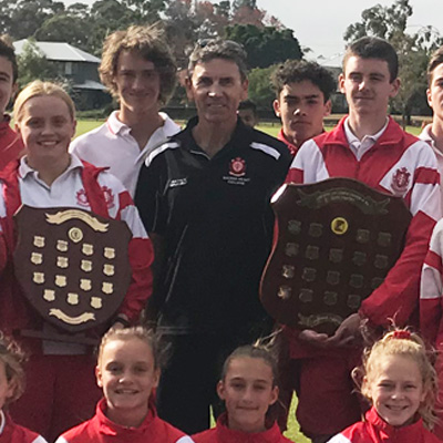 SACRED HEART WIN 15th CONSECUTIVE ACC CROSS COUNTRY CARNIVAL