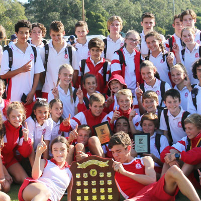 Sacred Heart win 13th consecutive ACC Cross Country Carnival