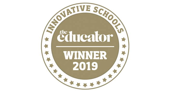 THE EDUCATOR MOST INNOVATIVE SCHOOLS ACHIEVEMENT