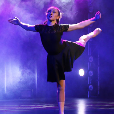 STUDENT DANCES HER WAY TO THE 2018 PERSPECTIVES
