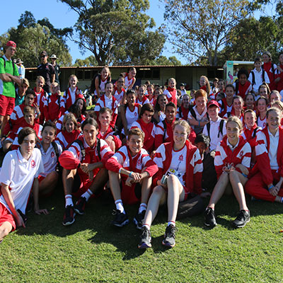 Sacred Heart Victorious in Cross Country Carnivals